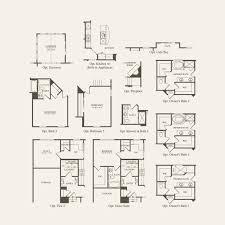 rossmoor floor plans hilltop at lincoln square in geneva illinois pulte
