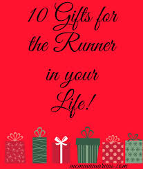 totr top 10 gifts for runners gift running and workout