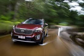 suv kia 2015 2015 kia sorento review practical motoring