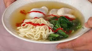 thanksgiving egg noodles chinese egg noodle soup recipe u0026 video martha stewart