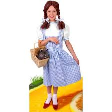 Dorthy Halloween Costumes Dorothy Halloween Costume Childs Dorothy Costume Costumeish