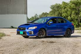 2018 subaru wrx our review cars com