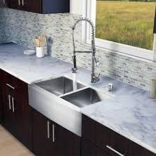 36 inch farmhouse sink kraus 36 inch farmhouse double bowl stainless steel kitchen sink