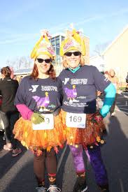 annual turkey trot in bel air benefits the y in central maryland
