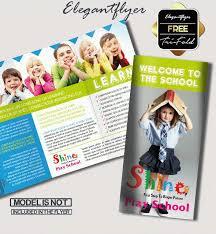 play school brochure templates tri fold school brochure template 27 free best business brochures