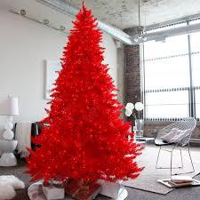 red christmas tree decorations christmas lights decoration
