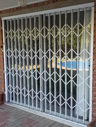 Patio Door Gate Sliding Door Security Gates Security Door Ideas