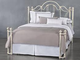 marlow iron bed by wesley allen bedrooms u0026 more