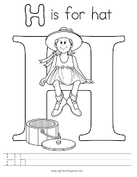 coloring pages with letter h letter h coloring pages letter h coloring page 2 lowercase letter e