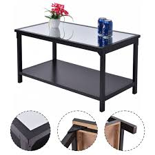 metal living room end tables