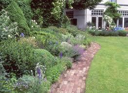 Summer Garden Ideas - summer flower garden border ideas