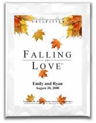 fall wedding favor ideas fall wedding favor idea fall wedding favors autumn wedding favor