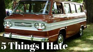 corvair greenbrier youtube