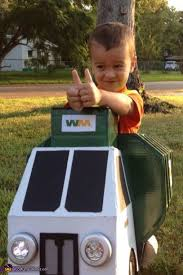 garbage man with truck costume for boys photo 10 10