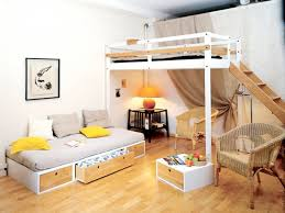 best loft beds for adults with modern white loft beds for adults