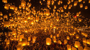 the lights festival houston 2017 loi krathong and yi peng 2018 in chiang mai thailand everfest