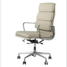 Chair Designer Charles Soft Pad Chair Ea 219 Modern Design Classic By Charles Eames
