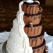 best wedding cake flavors combinations different wedding cake