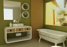 Green Bathroom Vanities Bathroom Cool Green Bathroom With White Bathroom Vanity And