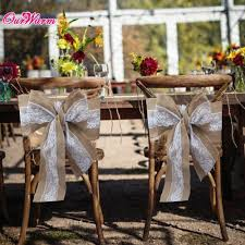burlap chair sashes burlap chair covers for wedding best home chair decoration