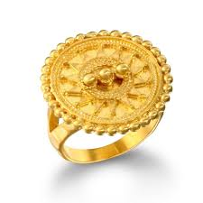 jewelry designs rings images Gold mandala ring satya jewelry jpg