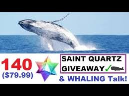 Whaling Meme - talking about whaling 140 saint quartz giveaway 79 99