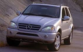2000 mercedes suv used 2000 mercedes ml55 amg suv pricing for sale edmunds