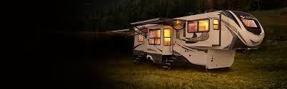 travel trailer with garage solitude fifth wheel grand design rv