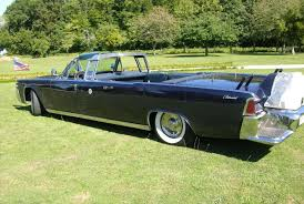 Old Lincoln Town Car Pair Of Jfk Lincoln Limousines U2013 One Real And One Cl Hemmings Daily