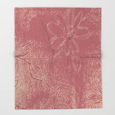 light pink throw blanket velvet throw blankets society6