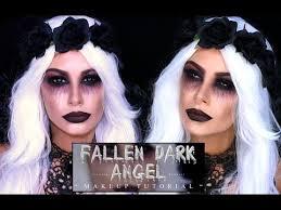 Fallen Angel Halloween Costume 25 Angel Makeup Ideas Theatrical Makeup