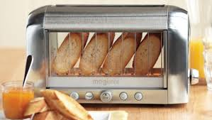 Clear Sided Toaster See Through Toaster The Magimix By Robot Coupe Vision Toaster Is