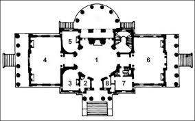 mansion floorplan vanderbilt mansion national historic site visual 3