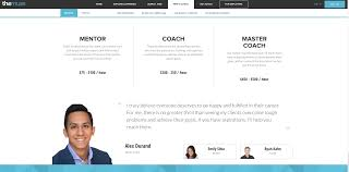 How To Build A Resume Website The Muse The Muse Wants To Connect Millennials With Pro Career Coaches