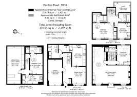 Harrods Floor Plan Property For Sale In Pavilion Road Sw1x Featuring A Gym And A