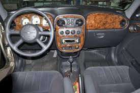 Interior Pt Cruiser 2005 Pt Cruiser