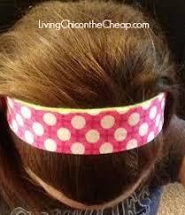 no slip headbands diy headband no slip