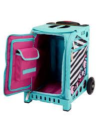 hello bows buy mini hello stripes bows aqua frame wheels bag