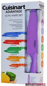 cuisinart kitchen knives cuisinart 12 kitchen knife set cuisinart advantage 12
