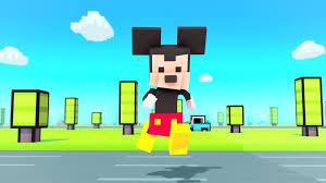 disney crossy road disney lol