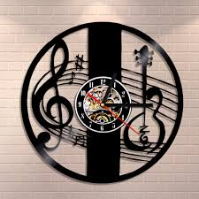Wall Clocks by Compare Prices On Guitar Wall Clocks Online Shopping Buy Low