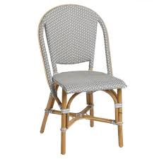 Grey Bistro Chairs Sofie Side Bistro Chair Bistro Chairs Bistro Chairs And