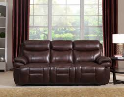 Power Recliner Leather Sofa Summerlands Power Reclining Leather Sofa With Power Headrest