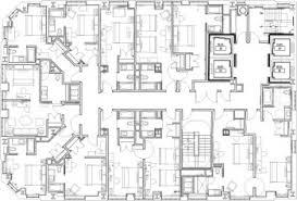 Floor Plan For Hotel Hotel Palomar Philadelphia Gb U0026d