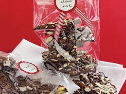 food christmas gifts cran almond bark recipe myrecipes