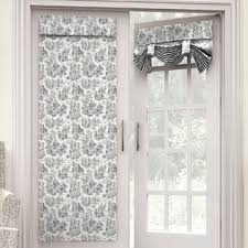 Toile Cafe Curtains Toile Cafe Curtains Wayfair