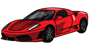 ferrari laferrari sketch drawn vehicle ferrari pencil and in color drawn vehicle ferrari