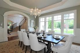 dining room tray ceiling design ideas