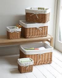 tutorial decoupage en mimbre cestas de mimbre para el baño ideas para storage baskets and laundry