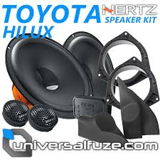 toyota diy car audio kits